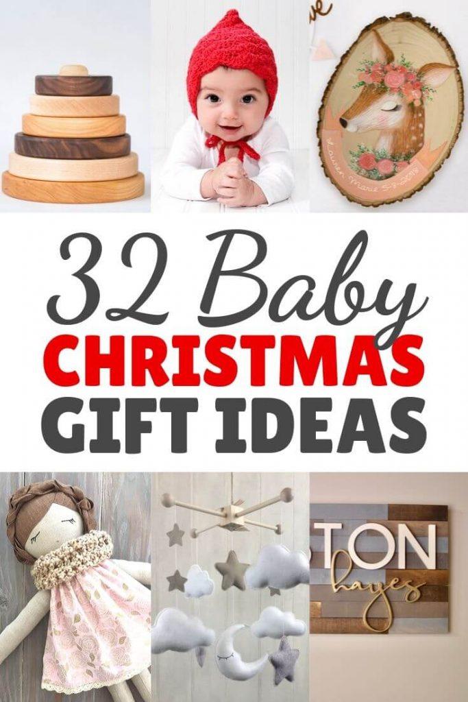 32 Handmade Baby Christmas Gift Ideas