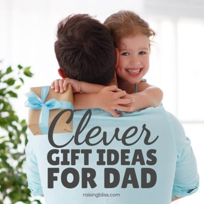 Handmade Gift Guide for Dad