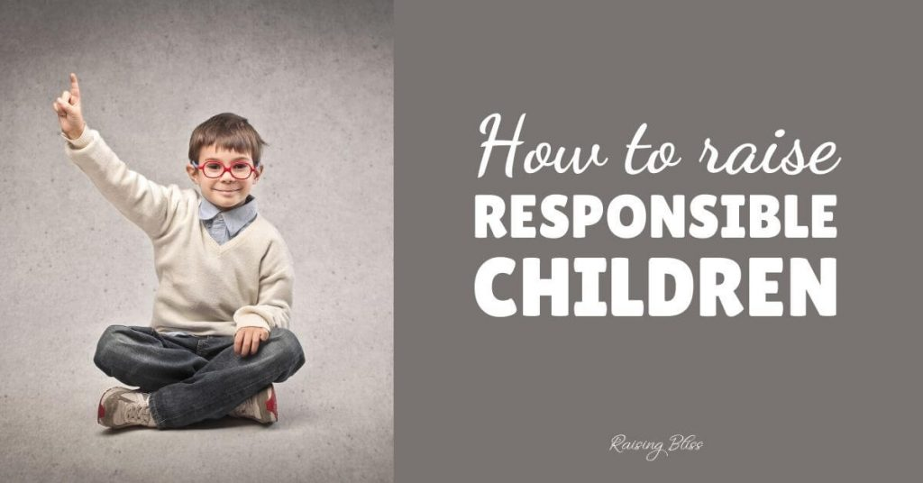 Confident boy How to raise responsible children by raisingbliss