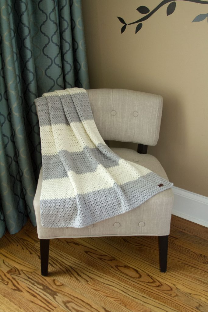 Koda Handmade Blanket Neutral Colors by Meadoria