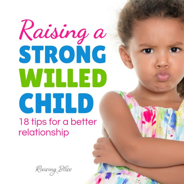 How to Get Through to Your Strong Willed Child